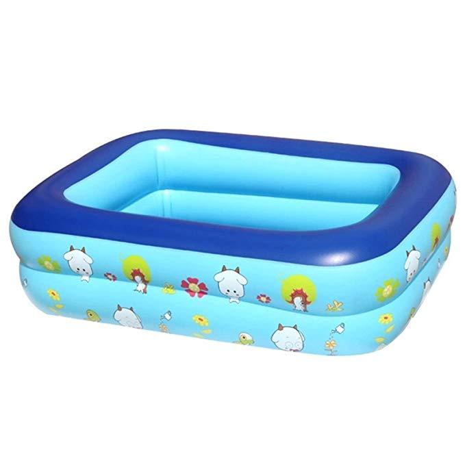 Sea Rain bể bơi trẻ sơ sinh Sheep Sheep Pool Pool Water Đồ chơi trẻ em Bể bơi với Inflator 1200-1 12