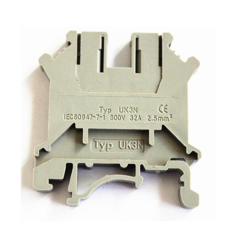 Cầu đấu dây Domino Bản gốc chính hãng đường dây kết nối UKH50 Xử lý khối thiết bị đầu cuối uk Nhà sả