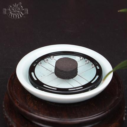 Huitong Dầu thơm Hoàng gia lò đốt carbon thơm Huitong Xiangye Fu Jingliang chuẩn bị táo tàu chuẩn bị