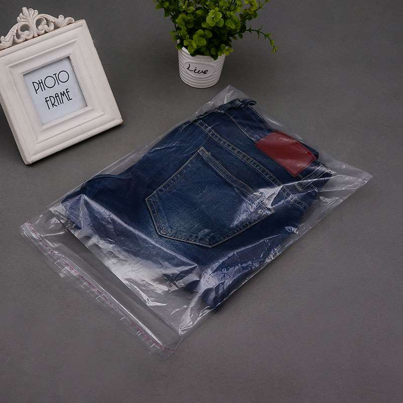 Túi PE 35*44 PE túi tự xưng túi. Túi nhựa túi quần áo túi. Túi vải mềm trong túi.