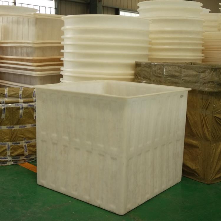 Thùng nhựa Nó là cái hộp nhựa bên bể nuôi rùa hộp đặc biệt 1500 lít for Fish Farming May lớn bồn nhự