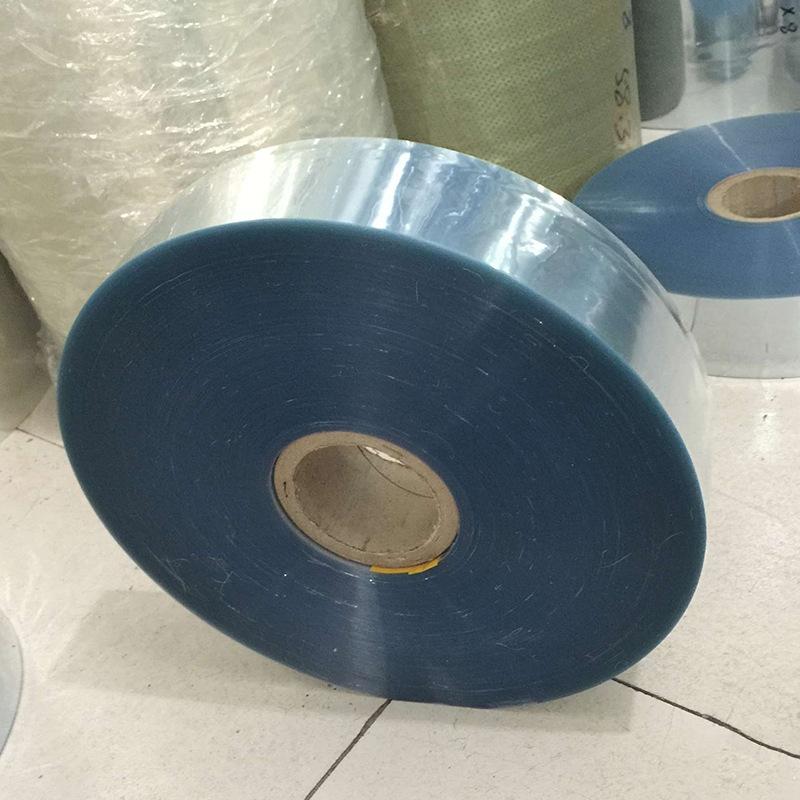 XINXIN Ván nhựa (cuộn) Các nhà sản xuất xử lý tùy chỉnh ánh sáng màu xanh PVC cuộn dây trong suốt Ng