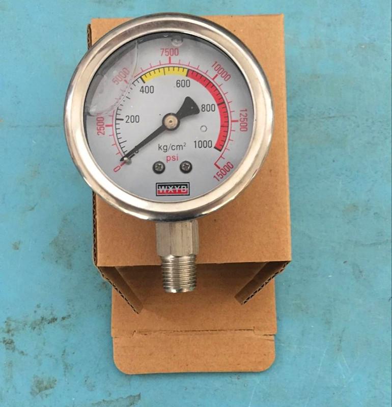 WANXING Đồng hồ chuyên dùng đo áp suất cho máy bơm điện