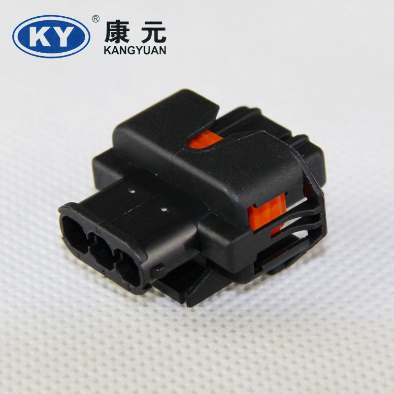 KY Giắc cắm Nhà máy sản xuất đầu nối xe trực tiếp chất lượng cao DJK7037F-3.5-21