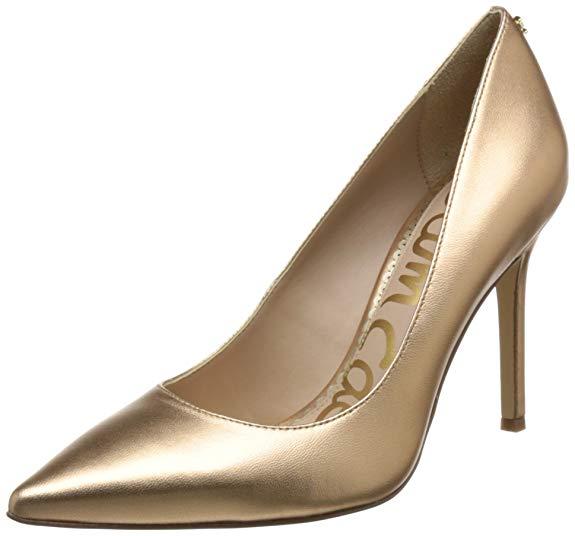 Giày búp bê cao gót bằng da dành cho nữ , Thương hiệu : Sam Edelman