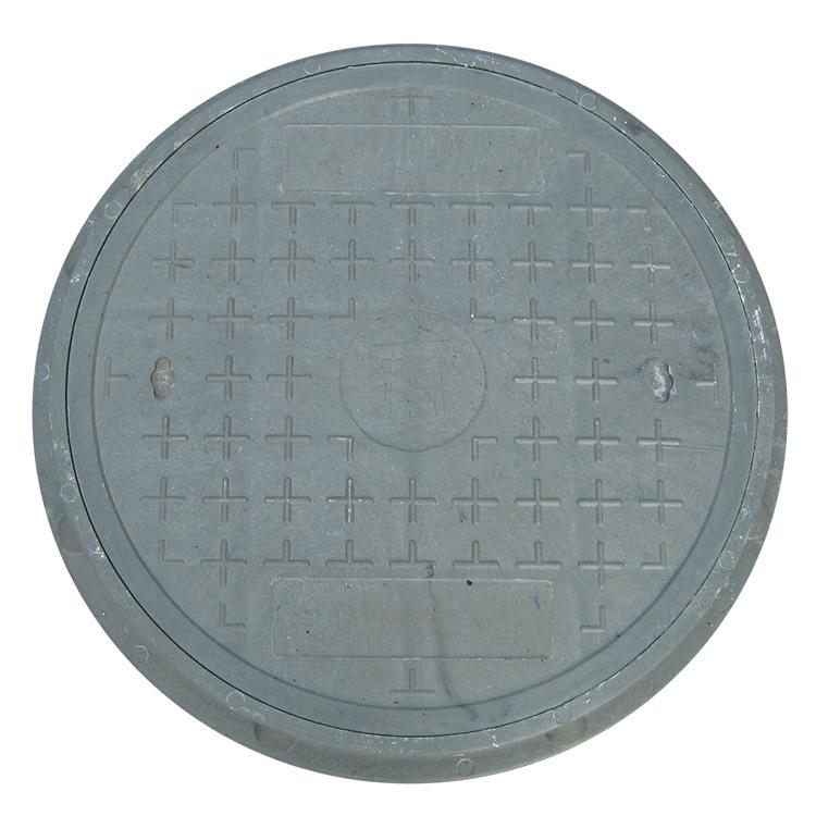 HONGDING Nắp cống nhựa Vòng tròn composite