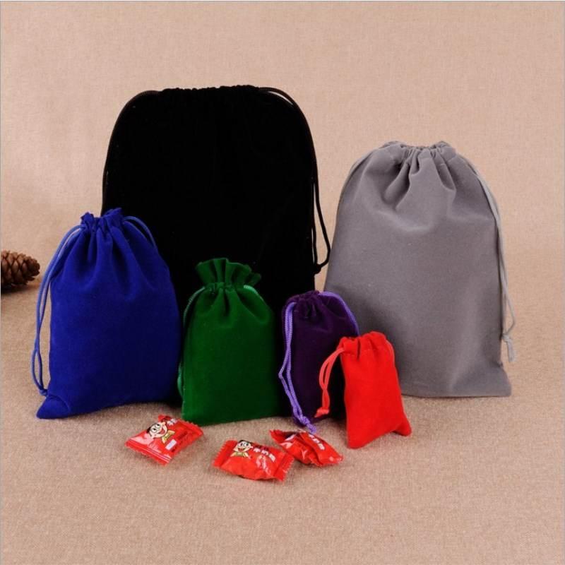 Cái túi nhỏ gắn trang sức cổ điển Trung Quốc Phong Cẩm nang dễ thương luôn hút lấy túi đồ trang trí