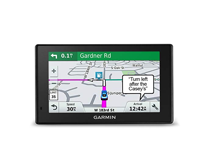 Định vị Điều hướng GPS LMT Bắc Mỹ với Bản đồ trọn đời dễ sử dụng .