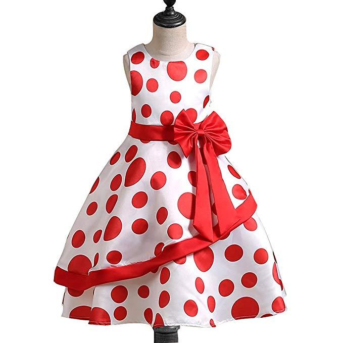Trẻ em mặc trẻ em váy cô gái ăn mặc chiều cao 90cm- 145cm mùa xuân và mùa hè trẻ em công chúa váy cô