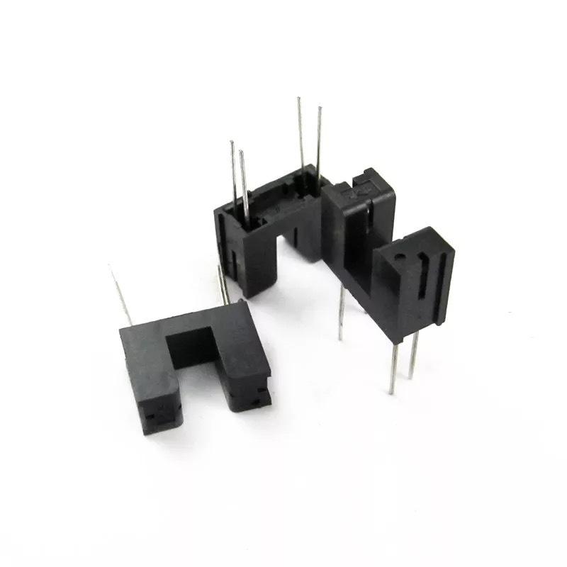 YIGUANG Thiết bị điện quang ITR9606 cảm biến quang điện loại khe cắm quang điện chuyển đổi bóng bán