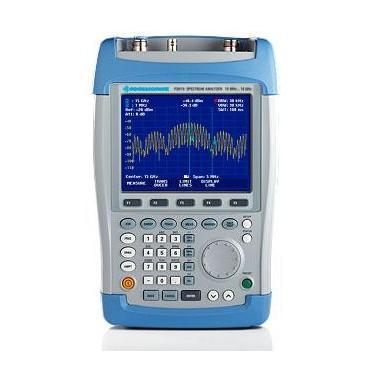 R&S Dung cụ quang học Máy phân tích phổ FSH3 di động R & S Rohde Schwarz Máy phân tích phổ 3G FSH3