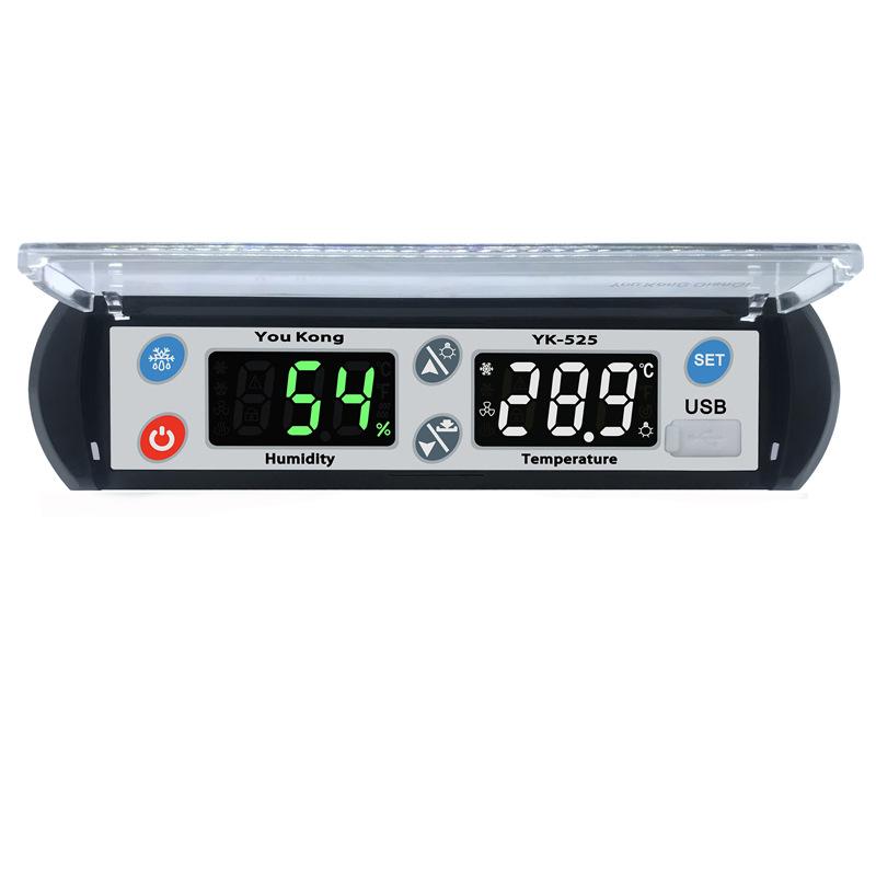 YOUKONG Đồng hồ đo nhiệt độ , độ ẩm Thuốc làm mát và làm lạnh tủ máu nhiệt độ và độ ẩm kỷ lục bộ điề