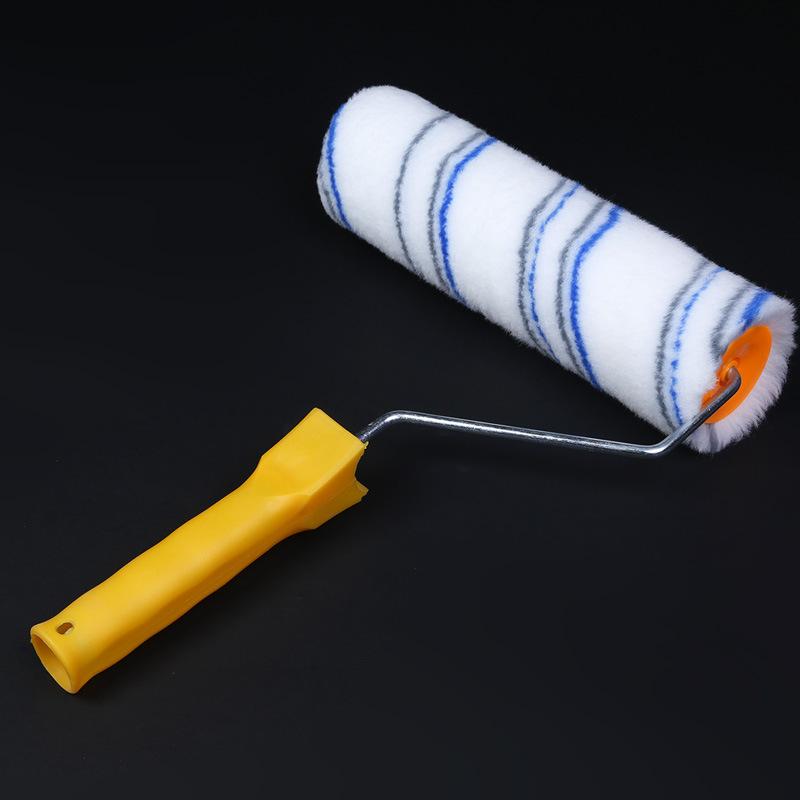 ZHUMEI Con lăn Nhà máy sơn trực tiếp con lăn 10 inch không có góc chết con lăn bàn chải tường công c