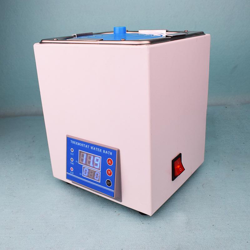 ZHENGRONG Dụng cụ thí nghiệm Phòng thí nghiệm WB-1 một lỗ hiển thị kỹ thuật số nhiệt độ không đổi hi