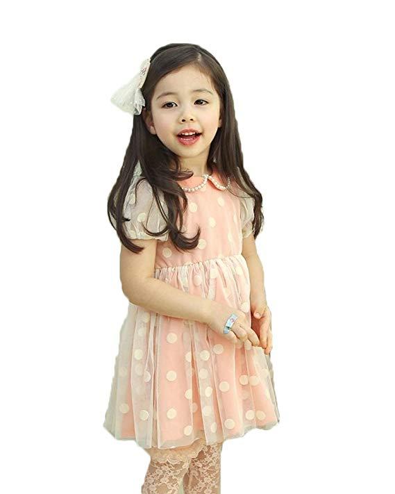 Đầm baby xòe kiểu công chúa dễ thương , dành cho bé gái .