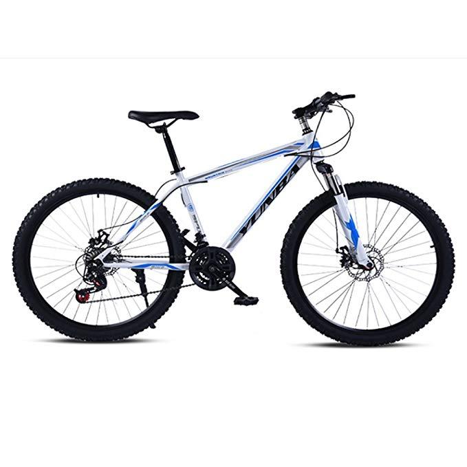 Xe đạp leo núi thắng đĩa đôi nhiều kích cỡ YUNBA