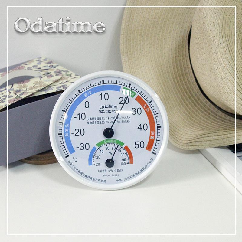 OUDASHI Đồng hồ đo nhiệt độ , độ ẩm Ouda thời gian TH101 nhiệt độ nhiệt kế và độ ẩm đồng hồ đo nhiệt