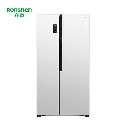 Ronshen  Tủ lạnh Ronshen  BCD-526WD11HY tủ lạnh cửa mở đôi tiết kiệm năng lượng, làm mát bằng không