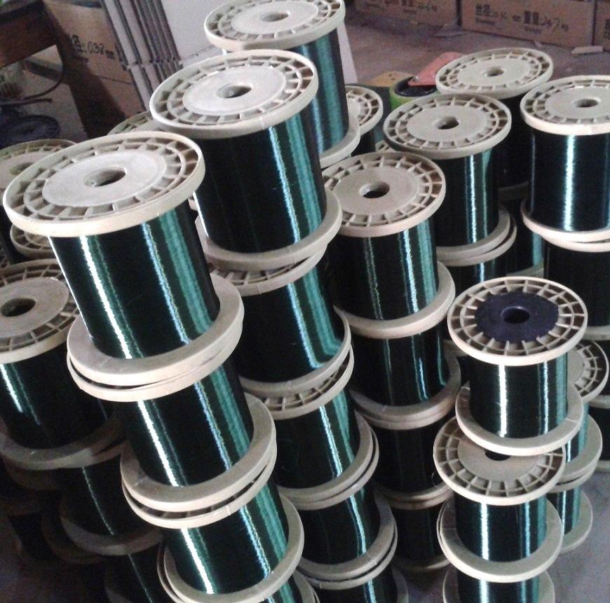 SHOUXIN Dây kim loại Anping Baojian cung cấp trực tiếp dây sắt sơn đỏ 0,2 mm chất lượng cao