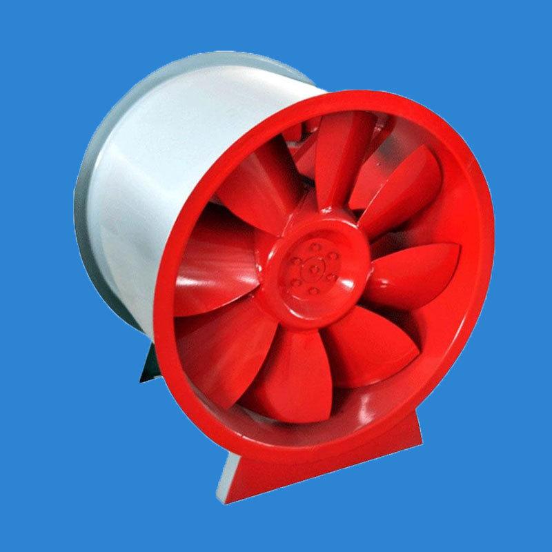 ZHANTUO Quạt thông gió Các nhà sản xuất sản xuất quạt hút lửa chữa cháy hướng trục quạt thông gió nh