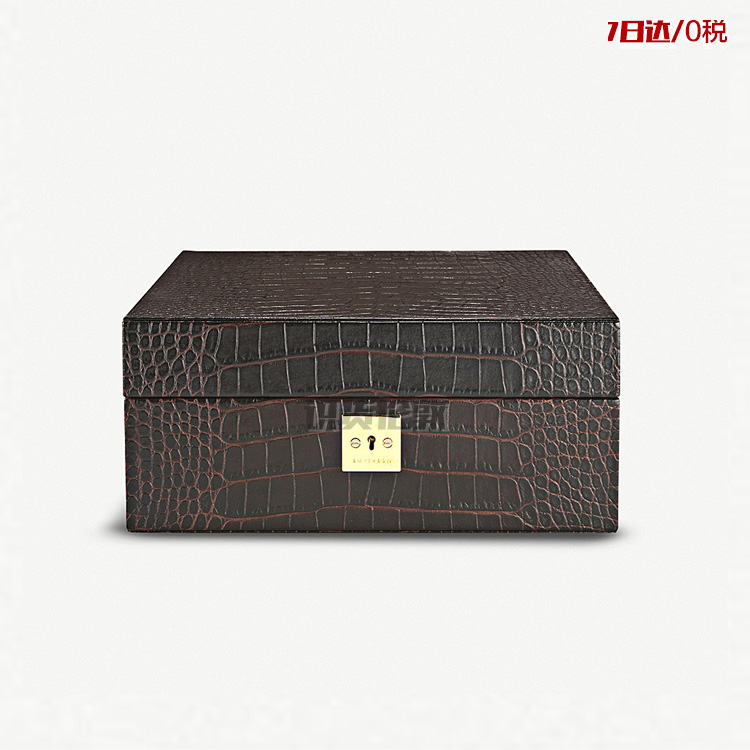 Hộp trang sức The SMYTHSON Mara is be be be be be be be be the 22cm礼仪品位的纳博
