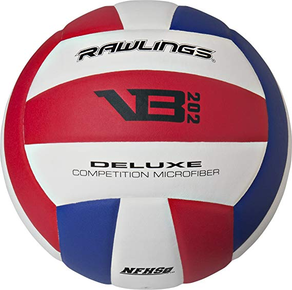 Rawlings Đồ dùng dã ngoại VB202 bóng chuyền được chứng nhận NFHS