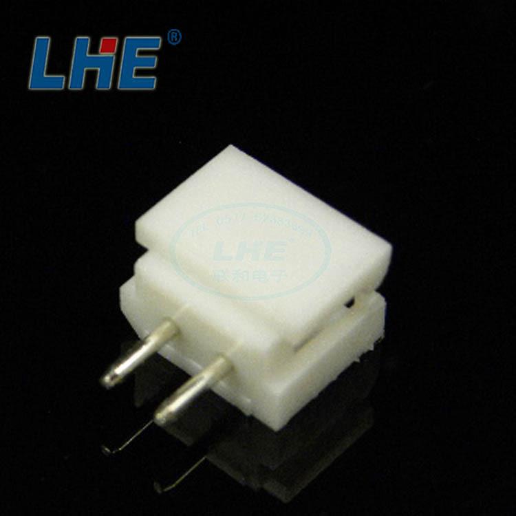 LHE Giắc cắm Kết nối giao hàng nhanh wafer trắng ổ cắm 2,5mm 5264 & 5267 nhà máy bán hàng trực tiếp