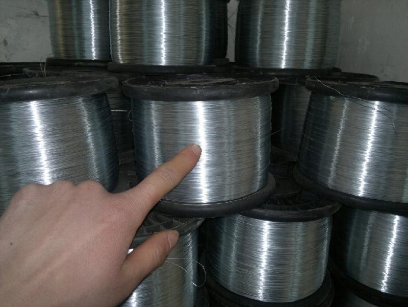 Dây kim loại Dezhong bán trực tiếp 0,2, 0,25, 0,3, 0,35, 0,4, 0,45, 0,5, 0,550,6 tấm nhựa mạ kẽm