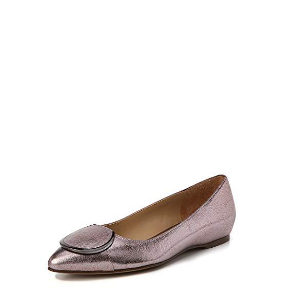 Giày búp bê Da Thời Trang dành cho Nữ , Thương Hiệu : Naturalizer