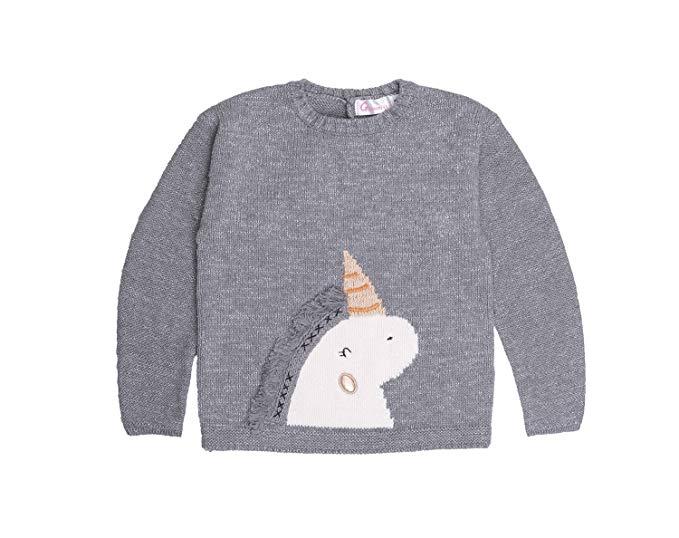 Garsumiss toddler boy áo len con xấu xí khủng long đội mũ trùm đầu boy knit áo