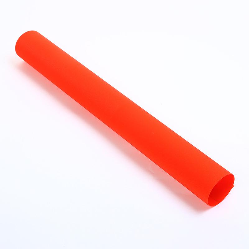 TIANCI Ván nhựa (cuộn) Tấm nhựa PVC tấm nhựa đỏ bầu trời đầy sao với mẫu vật nuôi cuộn dây tùy chỉnh