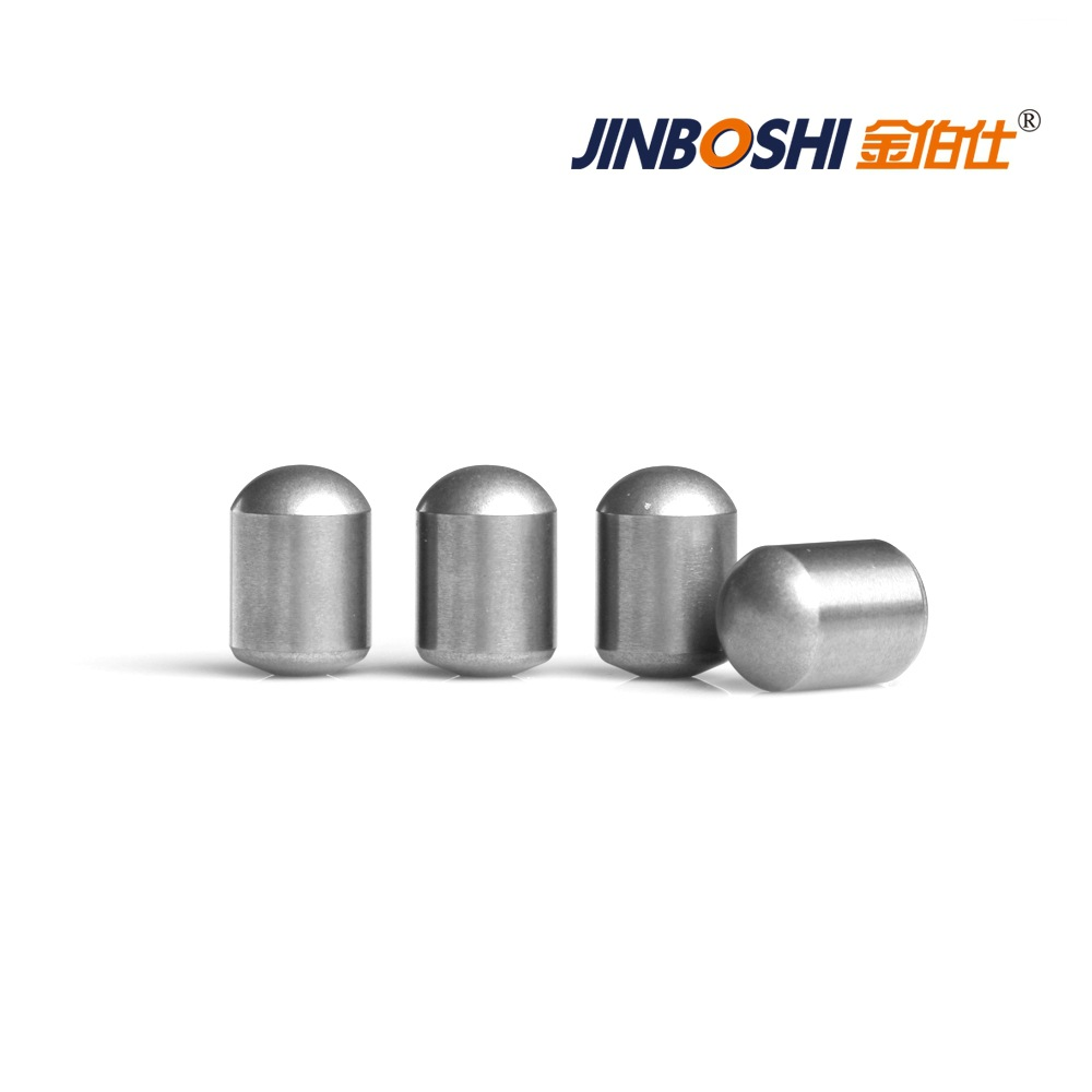 JINBOSHI Hợp kim Răng hình cầu cacbua Răng bằng thép vonfram chịu mài mòn đặc biệt để khoan các mũi
