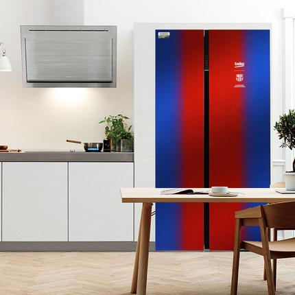 BEKO Tủ lạnh BEKO / EUG91640FCB 581L Barcelona mở cửa tủ lạnh biến tần không khí làm lạnh nhập khẩu
