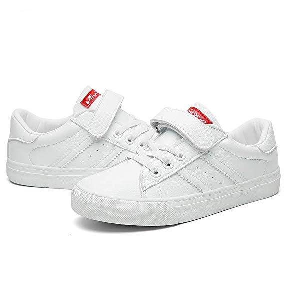 Giày Sneakers Thể Thao màu Trắng , Thương hiệu : Wilindun .
