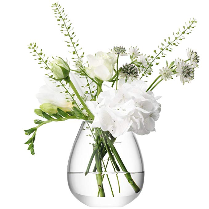 LSA International Bình bông Bình hoa sắp xếp bàn hoa quốc tế LSA H9.5cm G1072-09-301