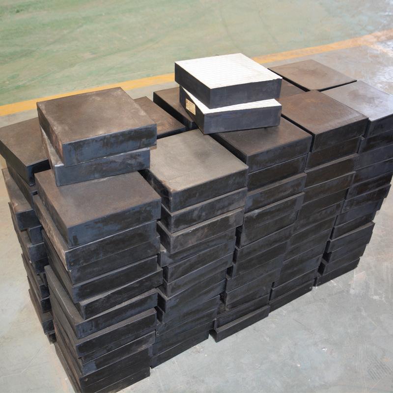 MINGTAI Cao su tổng hợp Giá cao su mang gyz cầu tấm cao su mang 200 * 42 hình chữ nhật Tấm nhựa cao