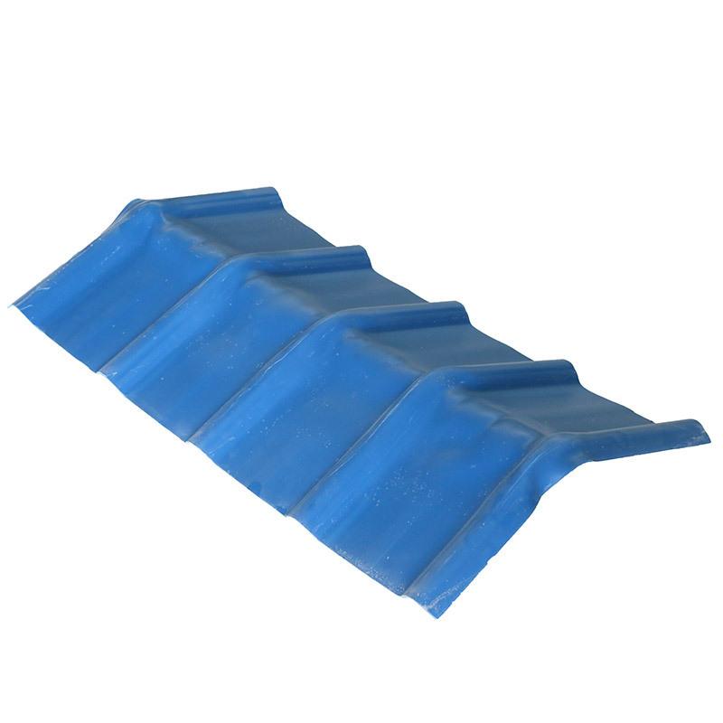 HUAHANG Nhựa tổng hợp Nhà máy trực tiếp mái nhà nhựa tổng hợp mái ngói Nhà máy trực tiếp 1130 loại m