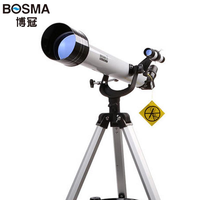 BOGUAN Thị trường dụng cụ Bo vương miện Kính viễn vọng thiên văn Skyhawk 60700 đường kính lớn xi lan