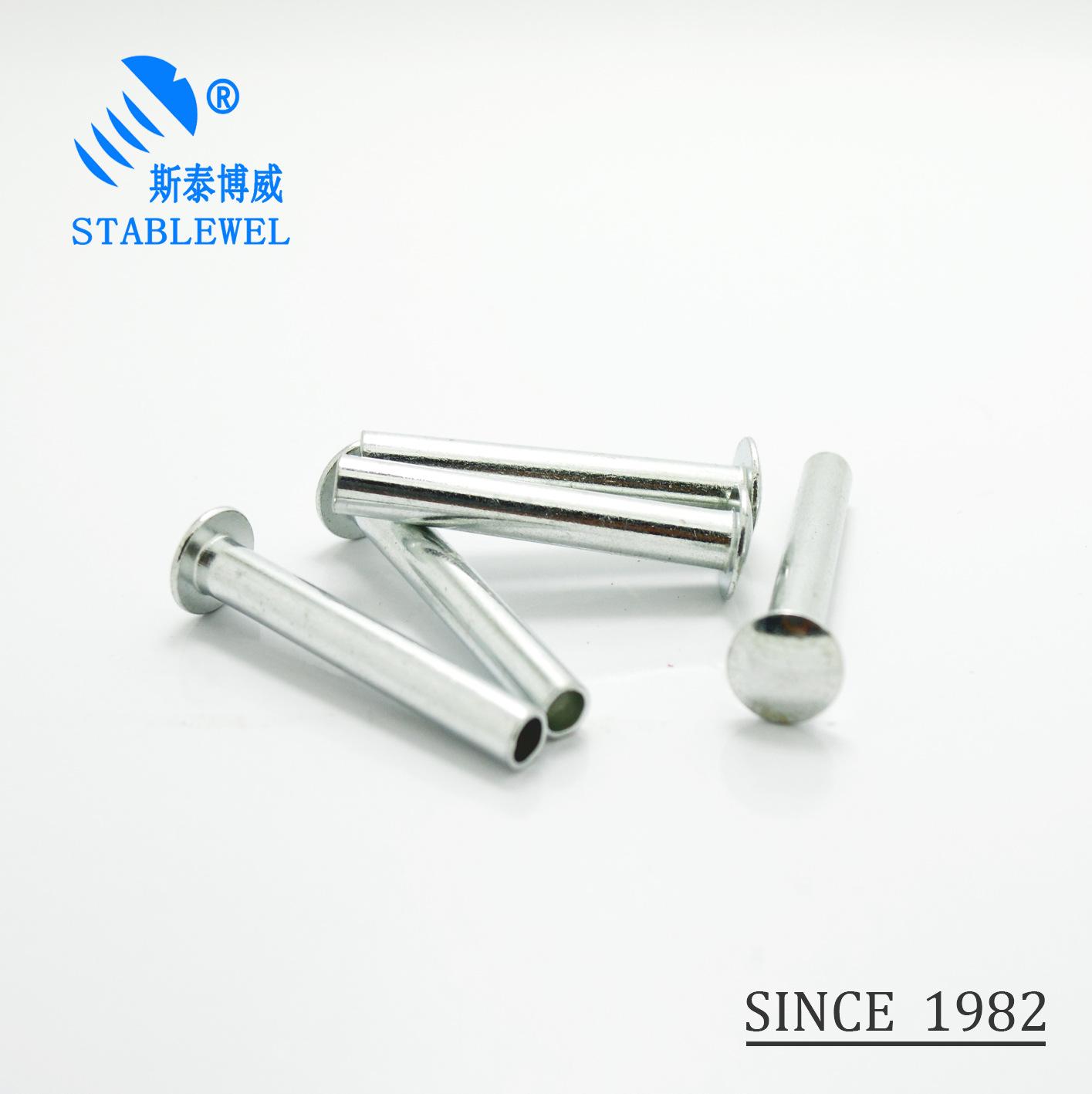 STABLEWEL Đinh [nhà máy trực tiếp] đầu tròn bằng phẳng bán đinh tán sắt đinh tán phổ quát tấm mỏng g
