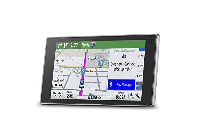 Hệ thống định vị GPS Garmin DriveLuxe 50 NA LMTHD với bản đồ trọn đời dễ sử dụng .