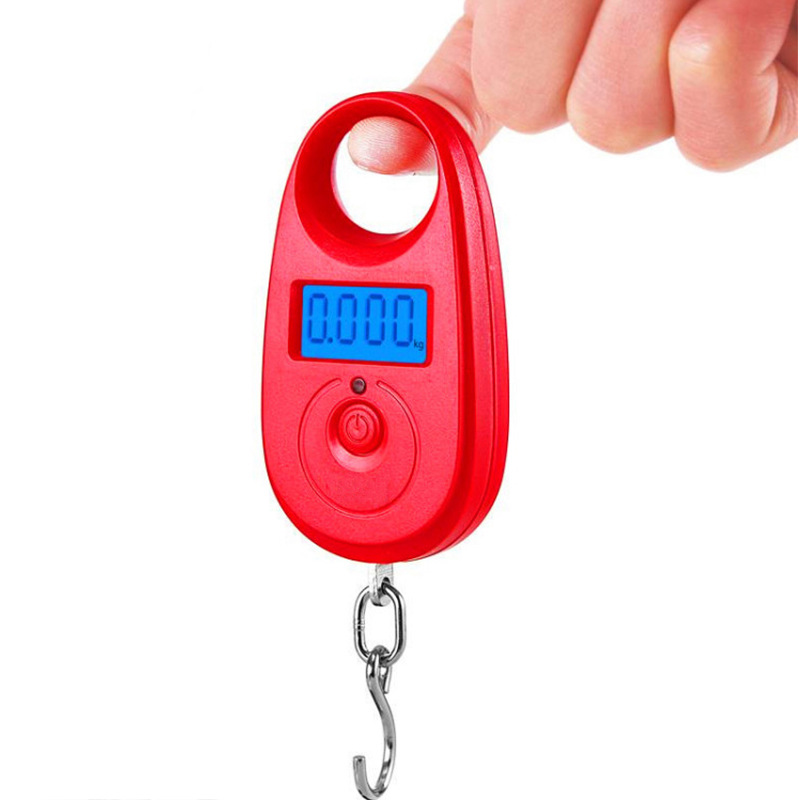 TAIHENG Cân Hành lý cân điện tử quy mô xách tay cho biết cân điện tử cầm tay quy mô di động quy mô đ