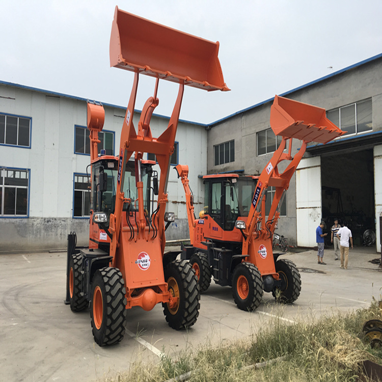 QIYANG Máy đào đất máy xúc đào QZ20-25E