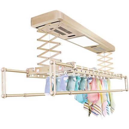 Rongshida   Thị trường trang trí nội thất Rongshida giá phơi điện nâng đôi cực điều khiển từ xa ban
