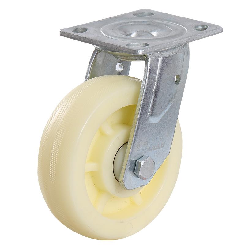 LIJIE bánh xe đẩy(Bánh xe xoay) ATW bánh xe hạng nặng 4 inch 5 inch 6 inch Bánh xe nylon 8 inch Định