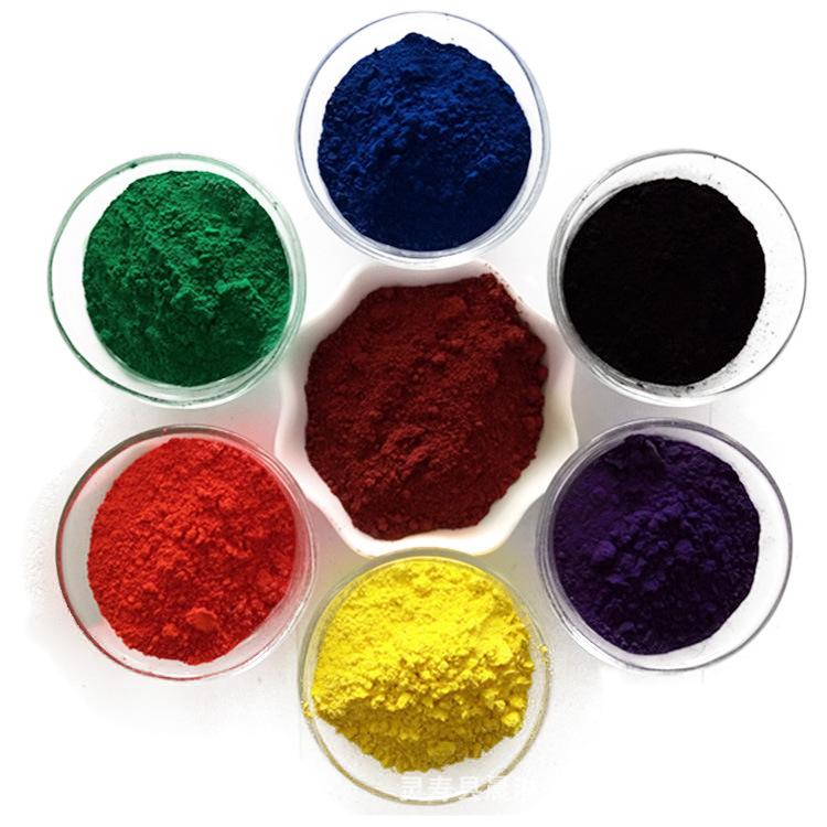 CHENLIN Bột màu vô cơ Cung cấp bột màu oxit sắt, gạch lát nền xi măng bùn, bột màu vô cơ, mực bê tôn