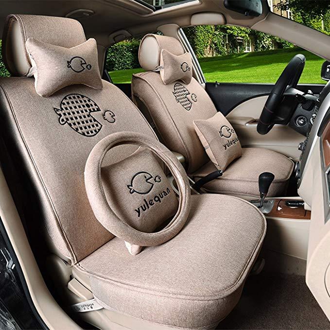 Đệm Lót bọc ghế xe hơi  , Thiết kế đơn giản và sang trọng .