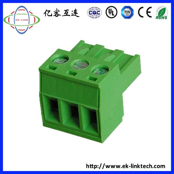 EK-LINK Cầu đấu dây Domino F75-9-5.0 / 5.08 pitch 5.0 / 5.08mm plug / in plug-in terminal terminal b