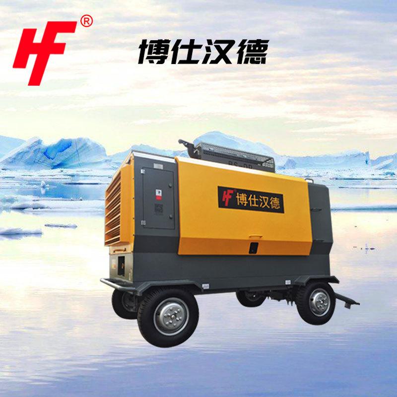 NSHD Máy nén khí trục vít cầm tay của Bosch Nhóm 180 / 260HP Máy nén khí Yuchai Country III Country