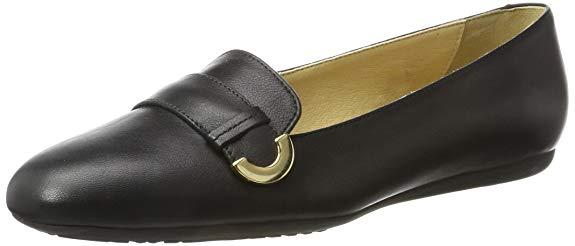 Giày búp bê Da Thời Trang dành cho Nữ , Thương Hiệu : Geox - D74M4A00085 .