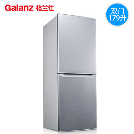Galanz Tủ lạnh  Galanz / Galanz BCD-179N-A hộ gia đình hai cánh tủ lạnh nhỏ tủ lạnh thẳng